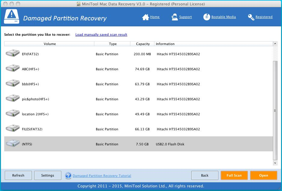 Damaged Partition Recovery 2